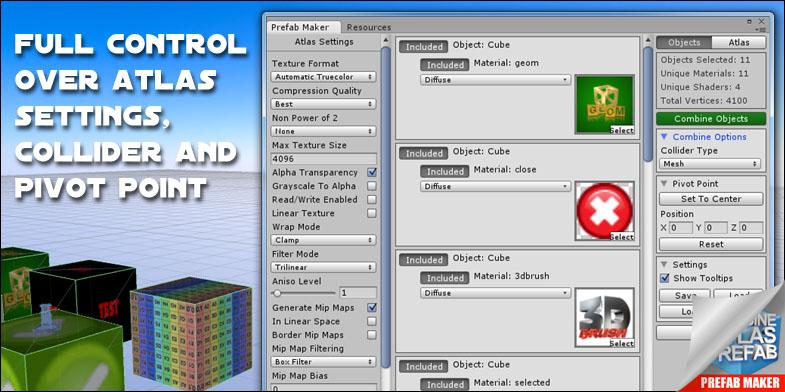 Prefab Maker Screenshot 3_1